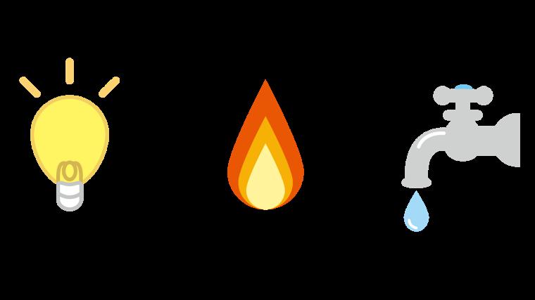 水道光熱費