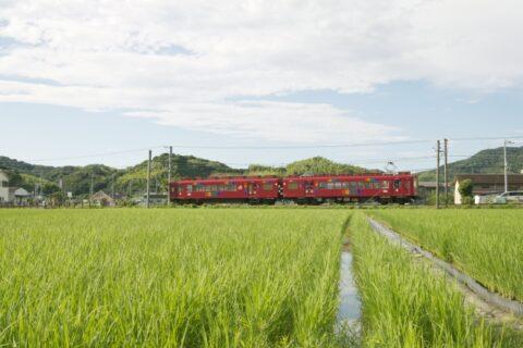 田舎の土地 電車