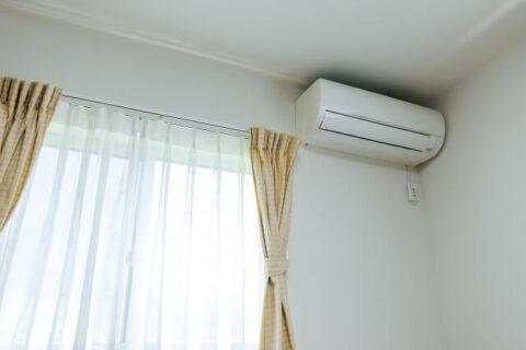 エアコン カーテン