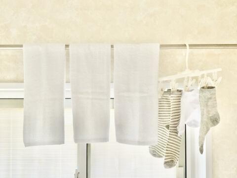 洗濯物干すW480